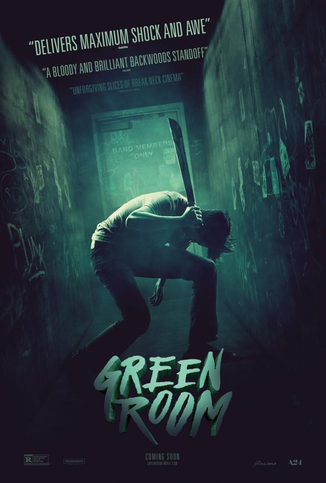 green-plakat