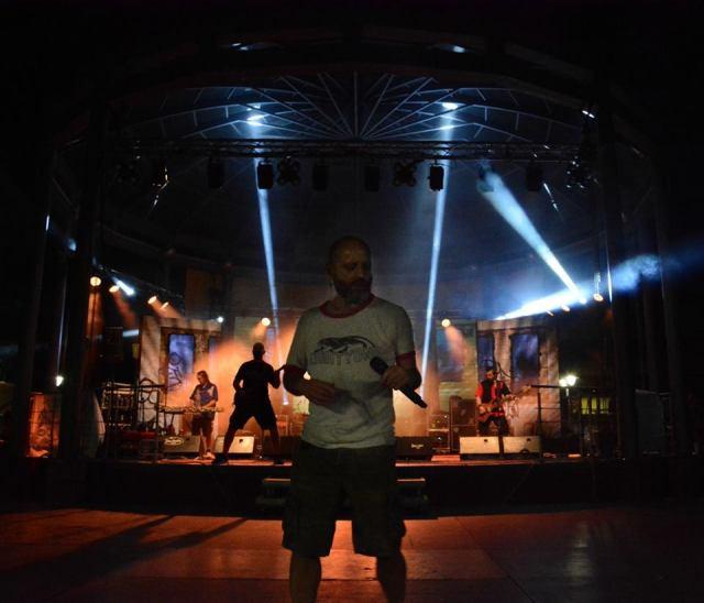 Hladno pivo @ Ribarske večeri, Apatin, 05  07  2018